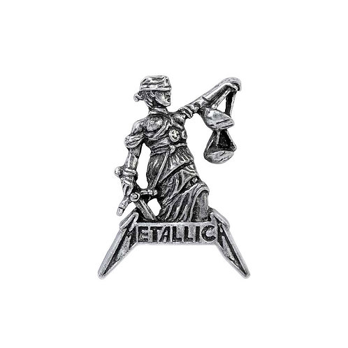 ALCHEMY GOTHIC PC513 METALLICA: JUSTICE FOR ALL