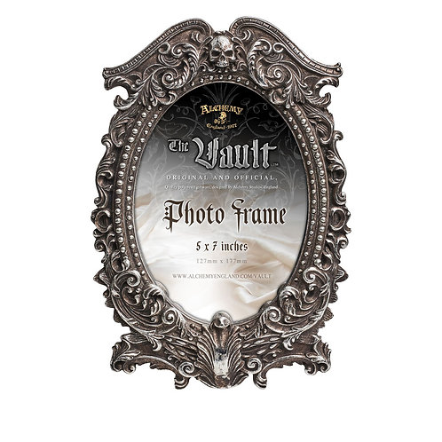 ALCHEMY GOTHIC V55 MASQUE OF THE BLACK ROSE PICTURE FRAME