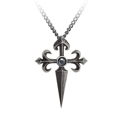 ALCHEMY GOTHIC P801 SANTIAGO CROSS