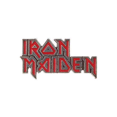 ALCHEMY GOTHIC PC505 IRON MAIDEN: ENAMELLED LOGO