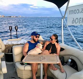 dog friendly boat tour