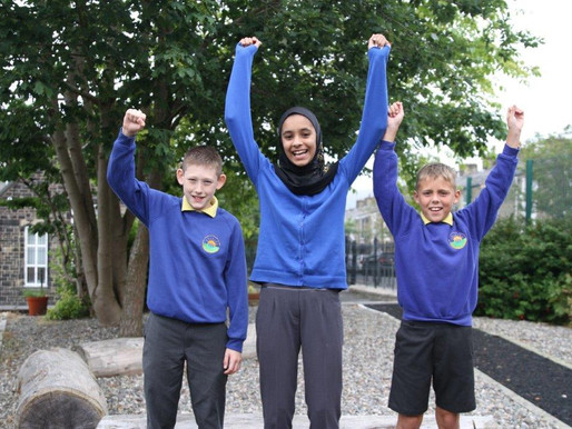 Sudell Primary School Celebrates SATS Results