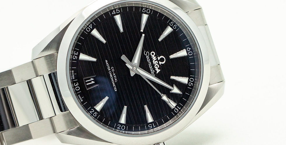 Omega Aqua Terra Co-Axial Master Chronometer