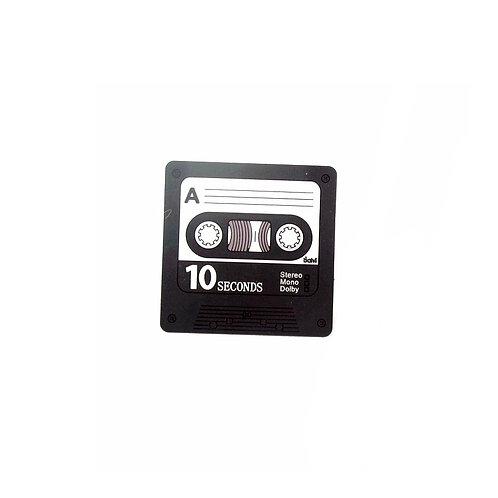 Cassette Coaster