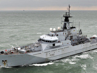 Royal Navy makes a welcome return in 2018