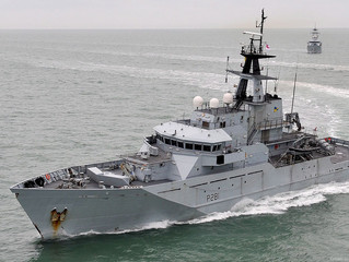 Royal Navy returns with a host of assets for 2019 Barclays Jersey Boat Show