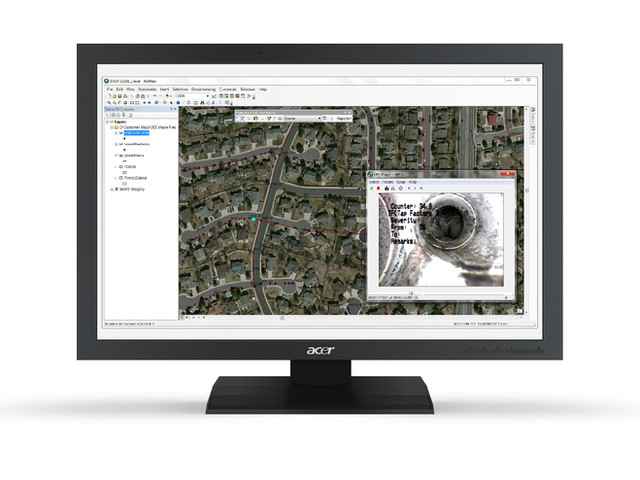 Pipeline Inspection Software
