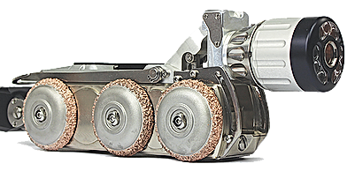 MINI-CAM CRP90 PIPE CRAWLER