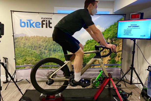 Edmonton Bike Fitting
