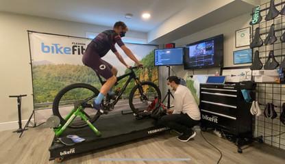 YEG mountain bike fit