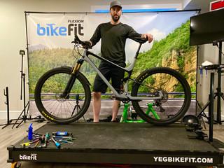 Custom mountain bike Edmonton