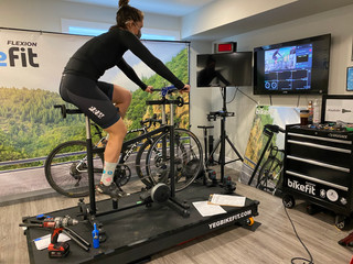 Competitive Mountain Bike Fit