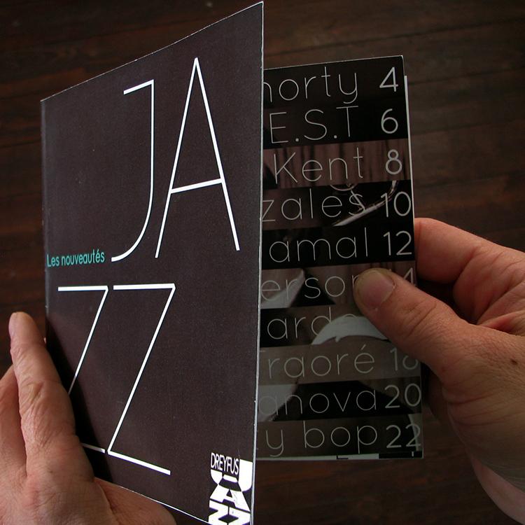jazz brochure