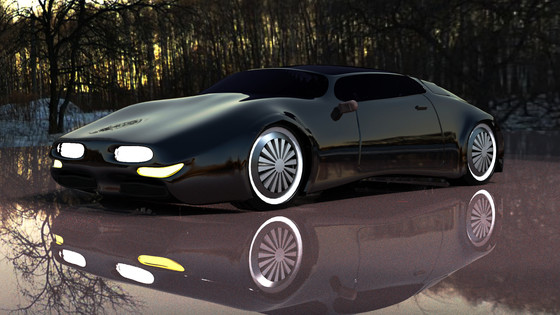 Concept Car - Completed