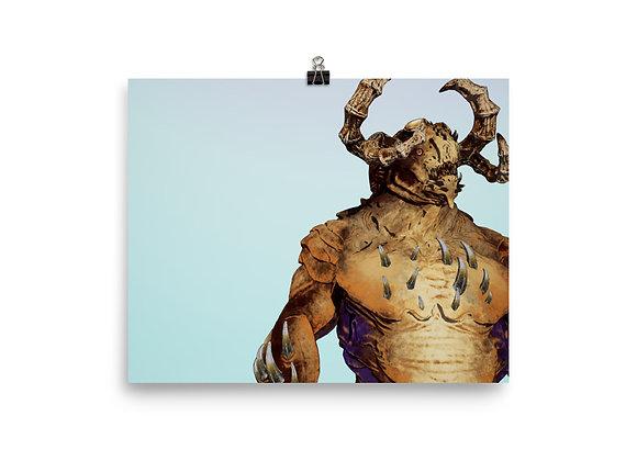 Hive Creature Poster #1