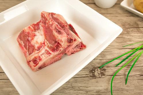 Rinderfleischknochen