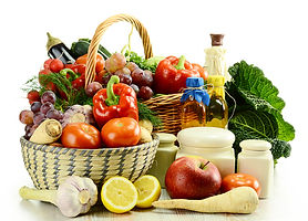 Healthy whole foods heal your body and help you loss weight easily