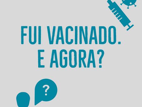 Vacinação contra COVID-19 e a procura por testes para detecção de IgG