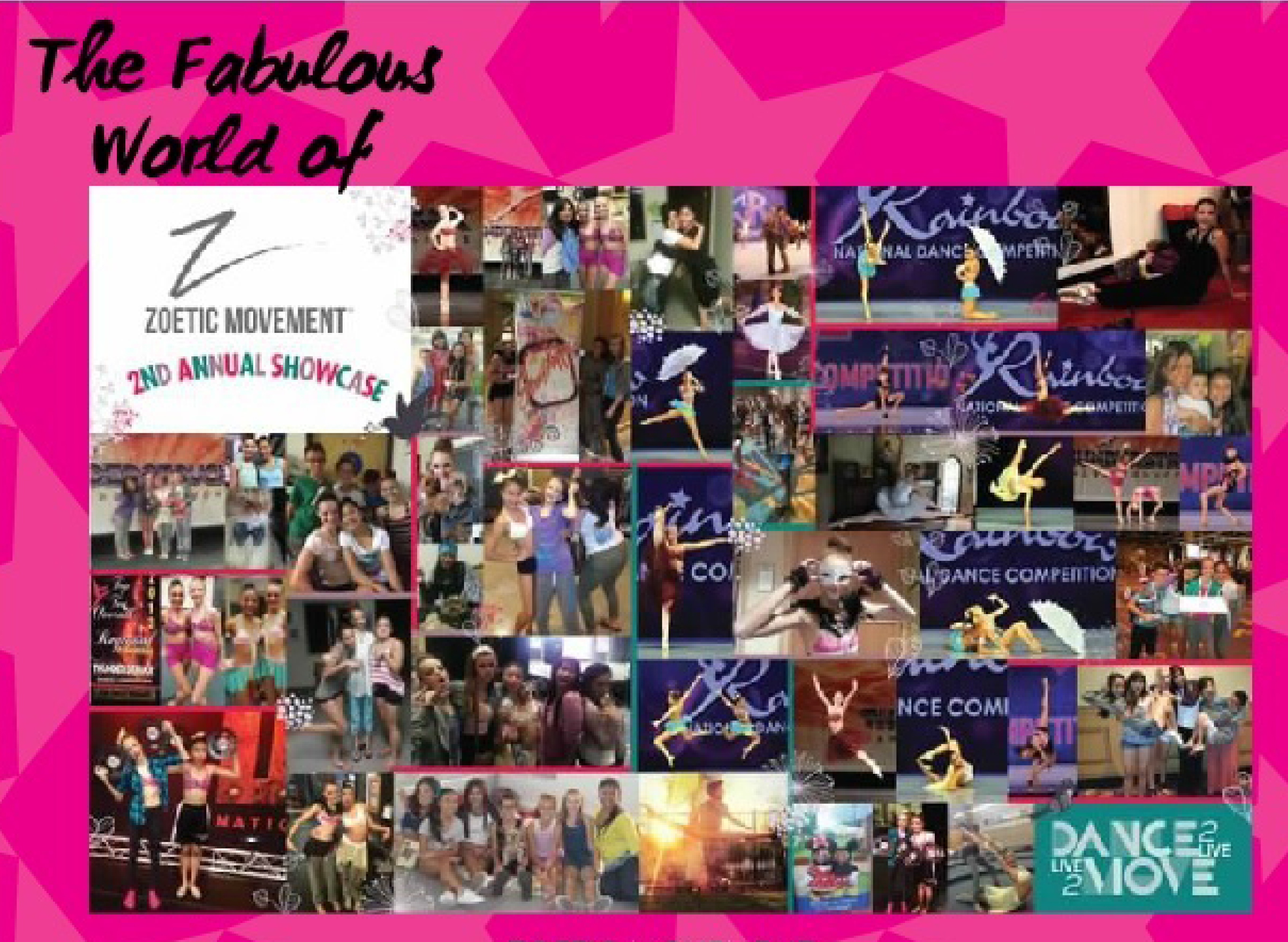 Zoetic Annual Showcase 2013