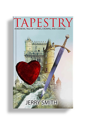 Tapestry: A Medieval Tale of Curses, Crowns, and Courage