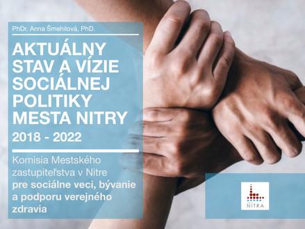 PROGRAM ZMENY - sociálna politika v meste Nitra
