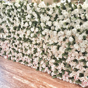 #yyc #yycflowers Flower Wall Rental. Tel