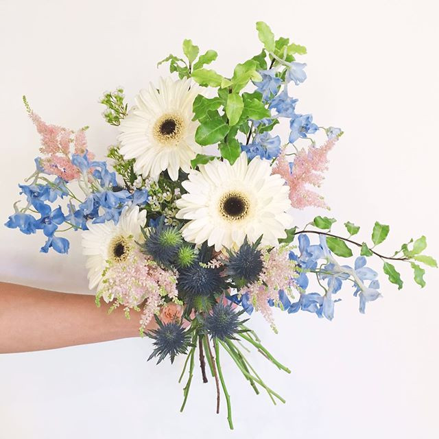 Another wedding bouquet at Flower House!