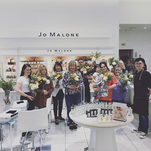 #yyc #jomalone Thank you guys for coming