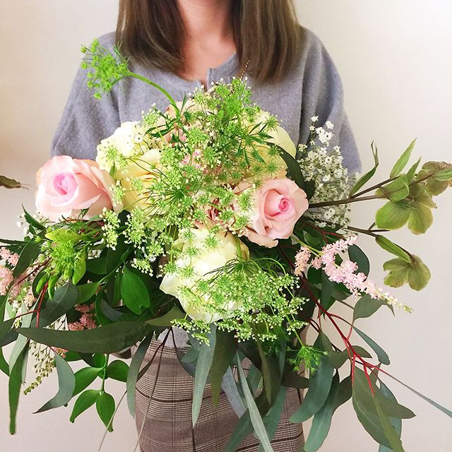 Get your wedding bouquet here_)