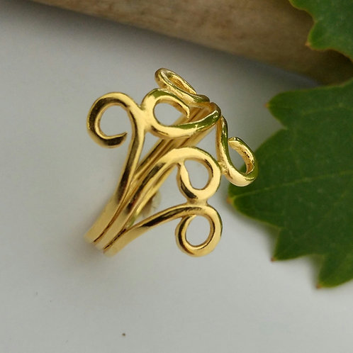 טבעת גפן גולדפילד