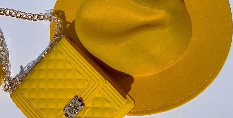 Bossy Set - Yellow