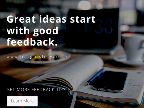 Get Your Feedback Toolkit