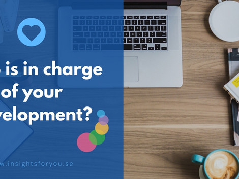 Who is in charge of your development?