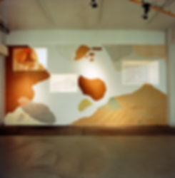 self-made the new reality, installation, drawing, mia diener