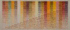 doxa, mixed media, collage, stamp, paper, mia diener
