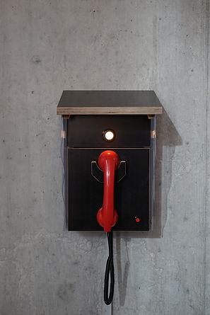 das vermächtnis vom weiertal, telephone, radio play, hörspiel, art, mia diener