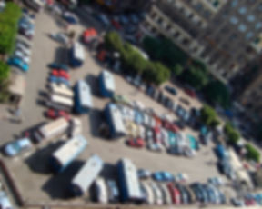 park the system, installation, video, audio egypt, cars, parking lot, mia diener