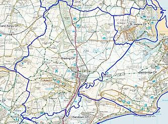 Brading Map