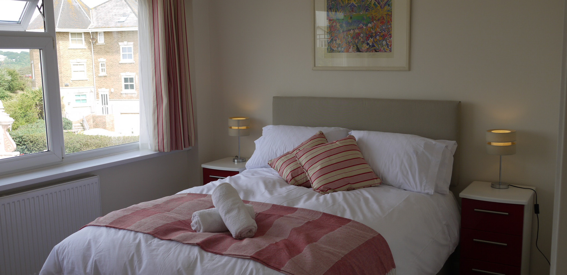 Harbour Strand main bedroom