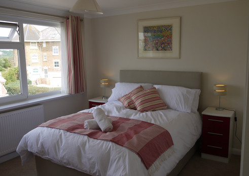 Harbour Strand main bedroom