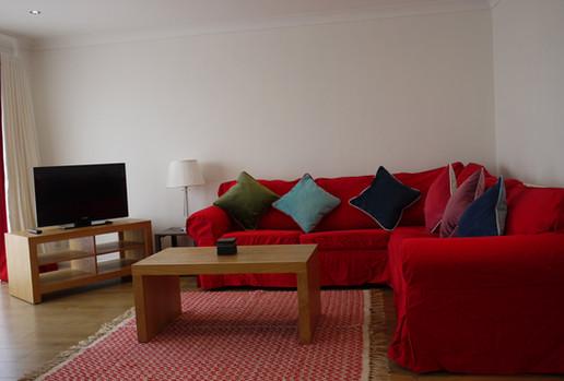 Harbour Strand living room