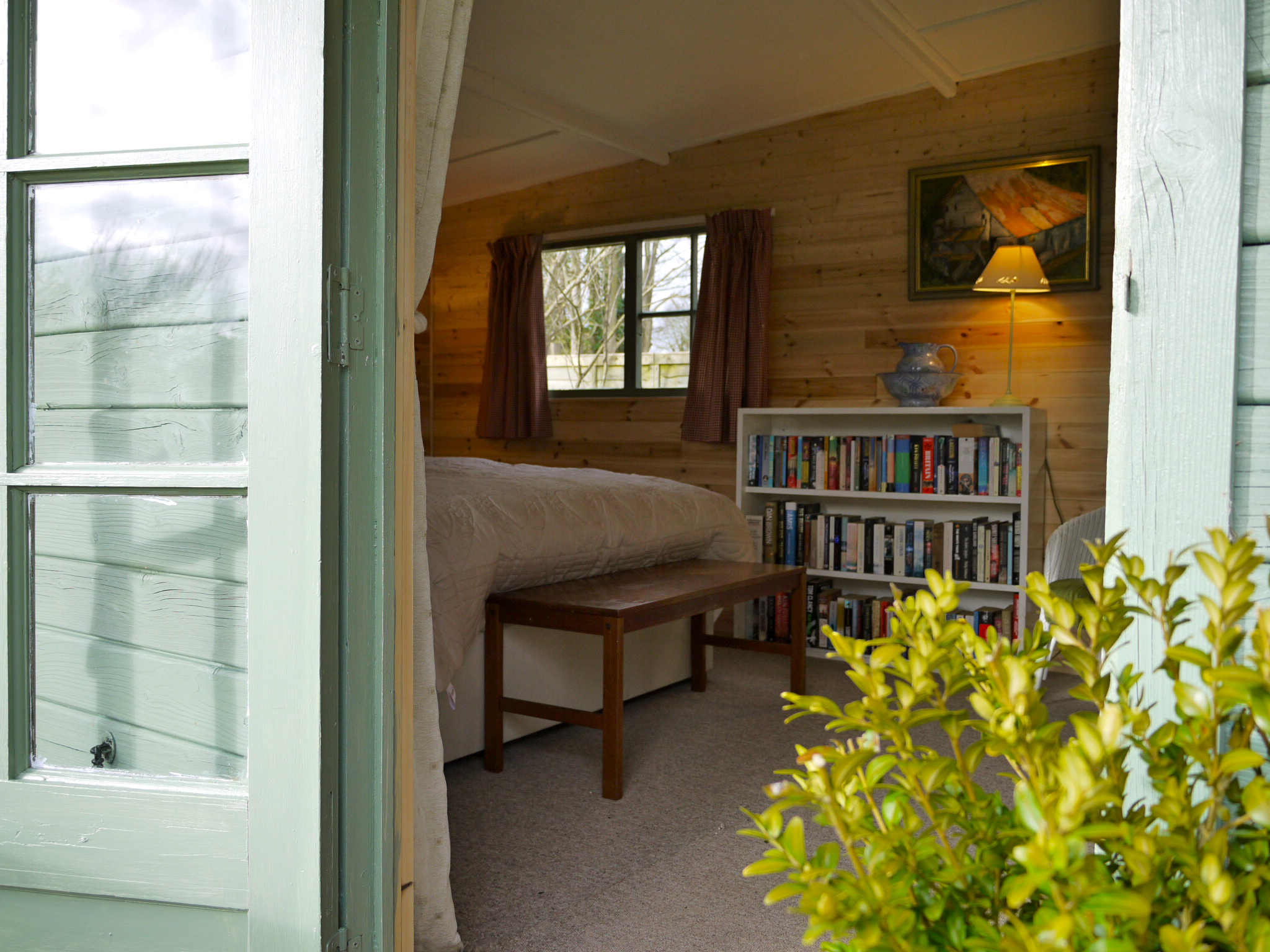 Bedroom of the Lodge