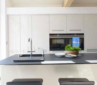 Renown Cottage kitchen