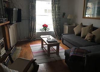Zephyr Cottage, sitting room