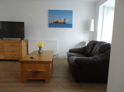 Sandpipers sitting room