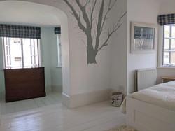 Littlecroft master bedroom