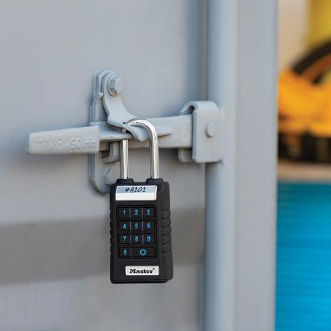 Master Lock Bluetooth obešanka6400