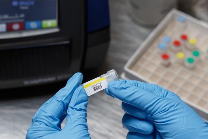 B-494 vial labels
