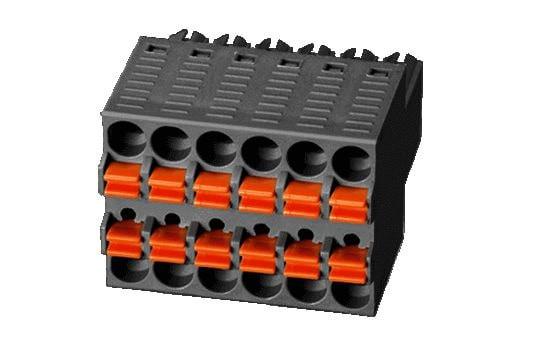 Dinkle 0156 PCB terminal block