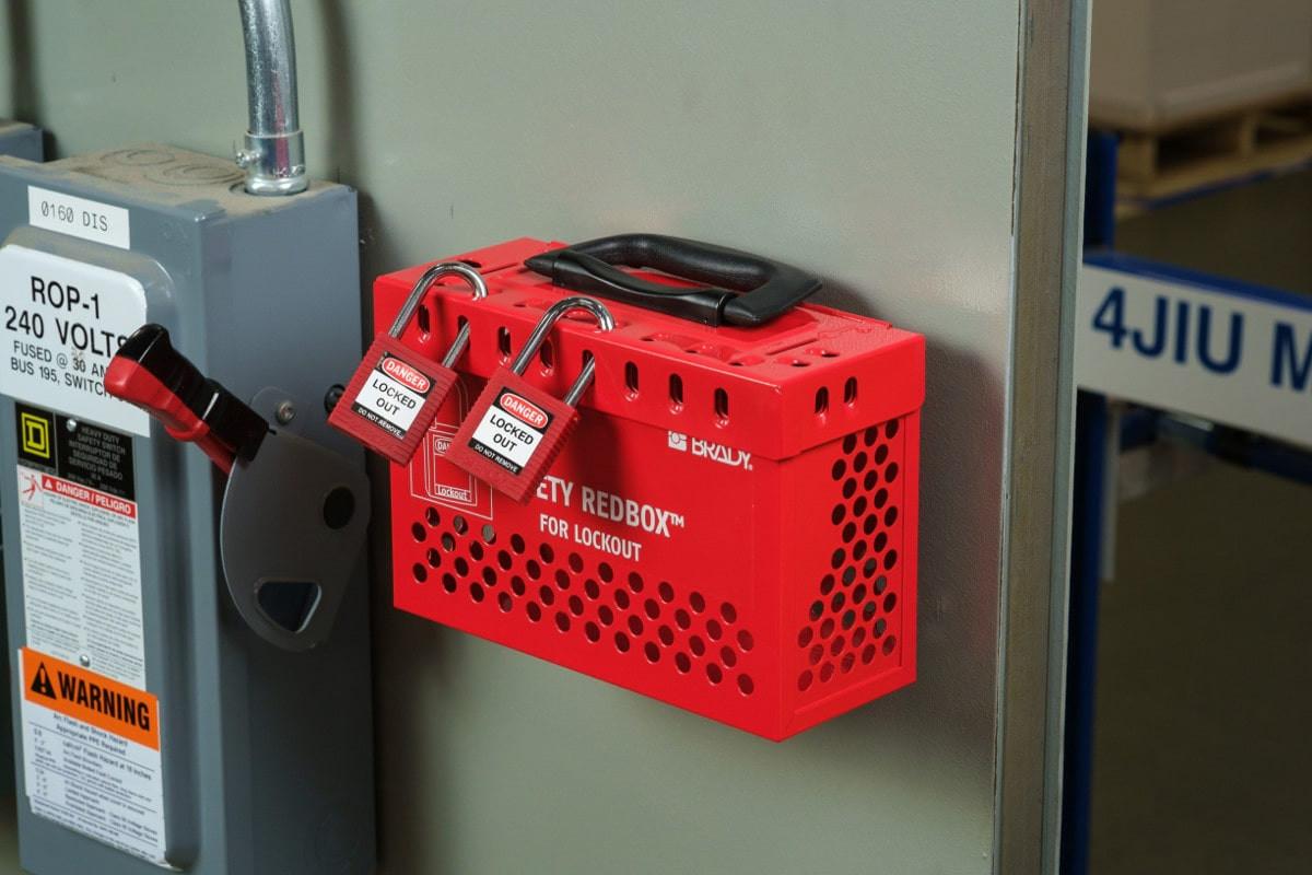 Safety redbox